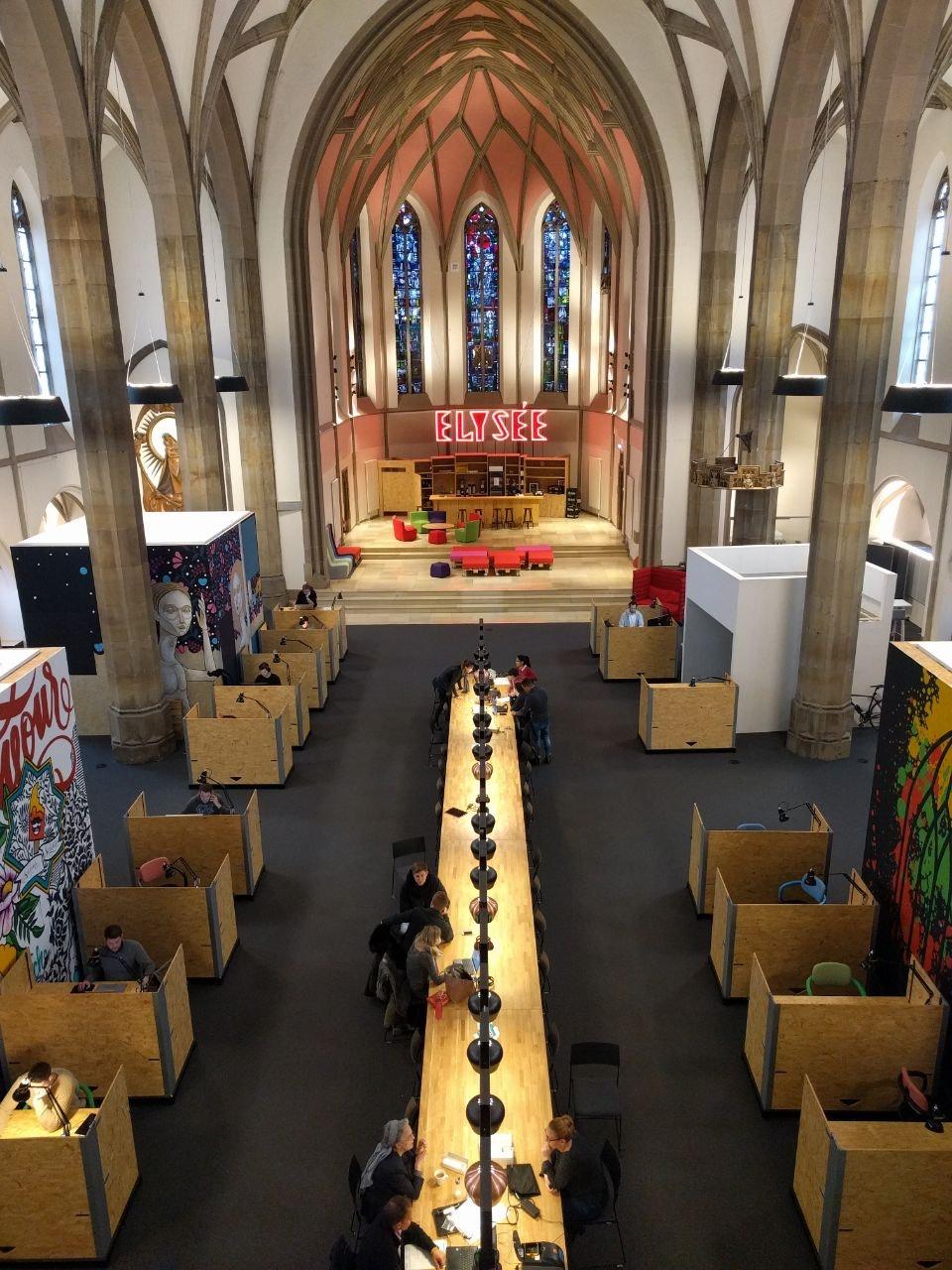 digital hub aachen   digital church  aachen - book online
