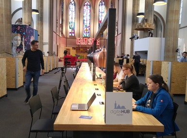 digital HUB Aachen @ DIGITAL CHURCH image 5