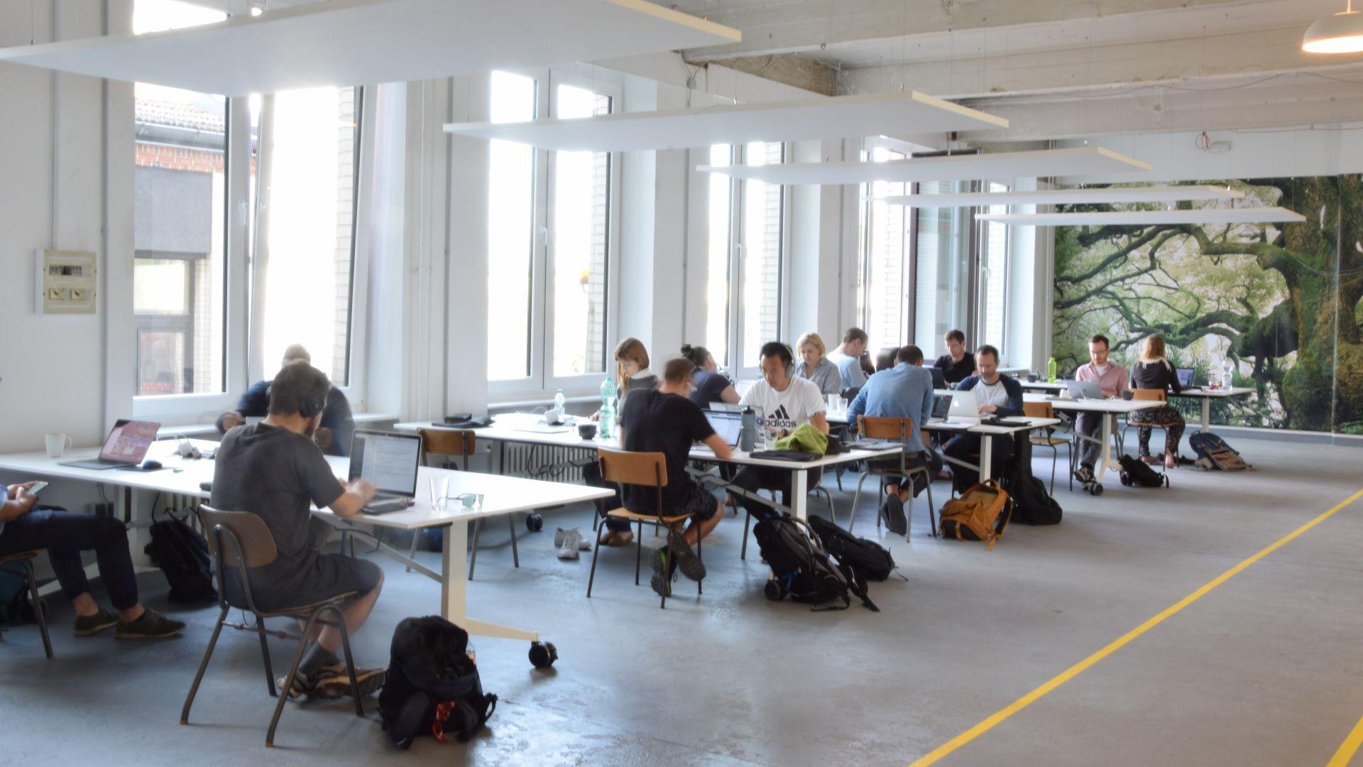 Coworking  Ringbahnstr. 34, Berlin