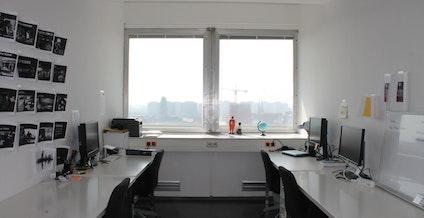 CREATIVE| MEDIA| LAB, Berlin | coworkspace.com