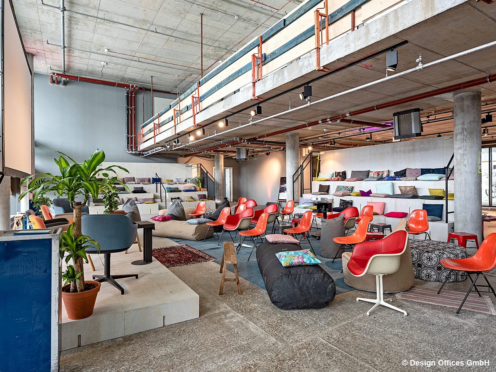 Design Offices Berlin Humboldthafen, Berlin