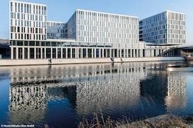 Design Offices Berlin Humboldthafen, Kreuzberg