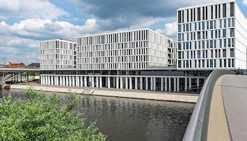 Design Offices Berlin Humboldthafen image 1