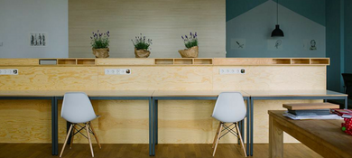 EasyBusy Coworking Space
