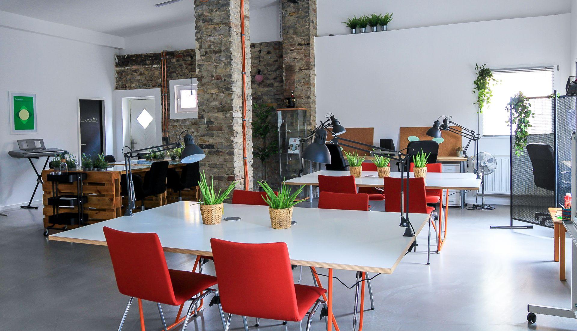 engelnest coworking, Berlin