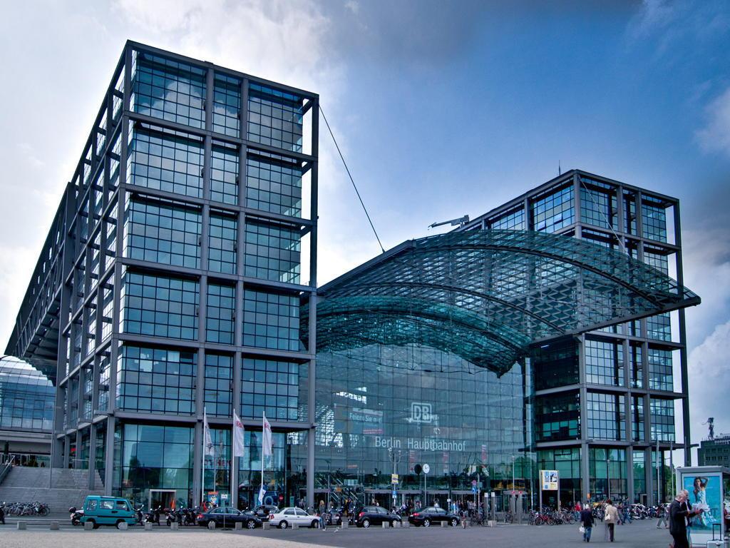 Excellent Business Center Berlin Hauptbahnhof, Berlin