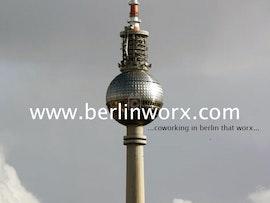 KOTTIWORX coworking space, Berlin