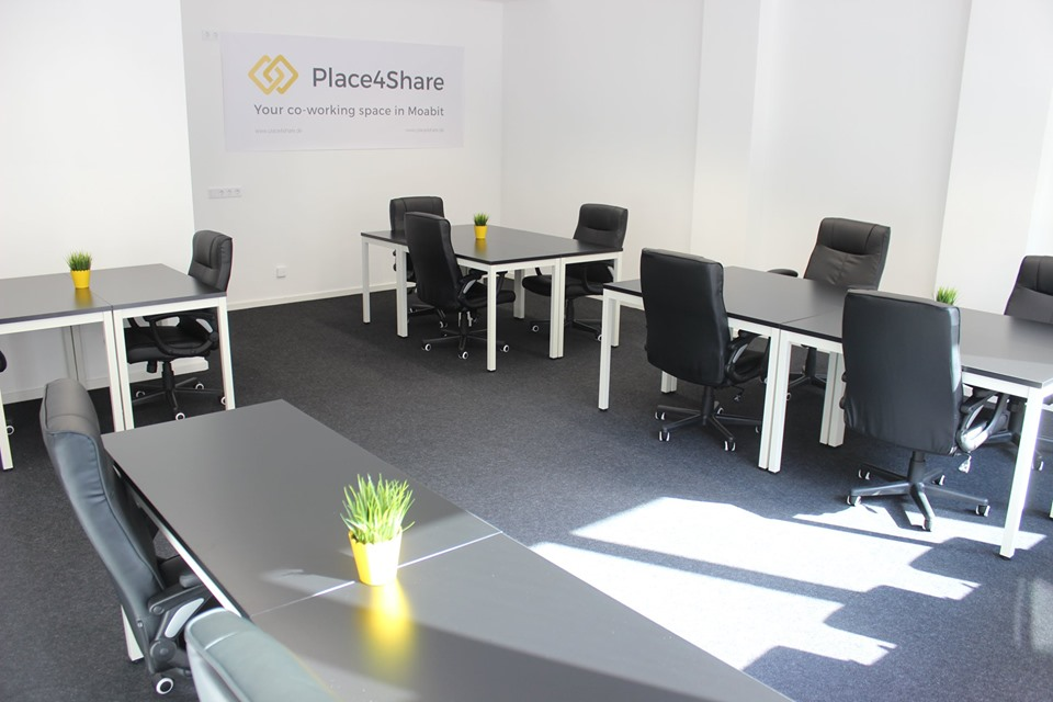Place4Share, Berlin