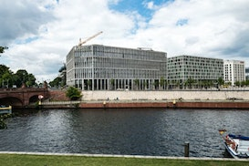 Regus Berlin Am Kanzleramt, Berlin