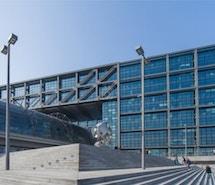 Regus Berlin Hauptbahnhof Europaplatz profile image