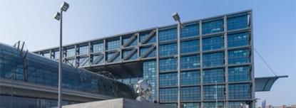 Regus Berlin Hauptbahnhof Europaplatz