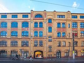 Regus Berlin Leuchtenfabrik, Berlin