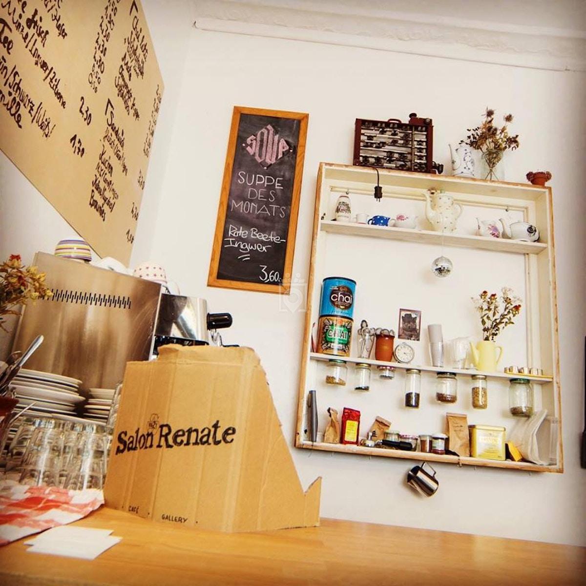 Coworking space on Salon Renate, Berlin   Book Online   Coworker