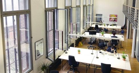 Transistor, Berlin | coworkspace.com