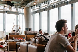 WeWork Atrium Tower, Berlin