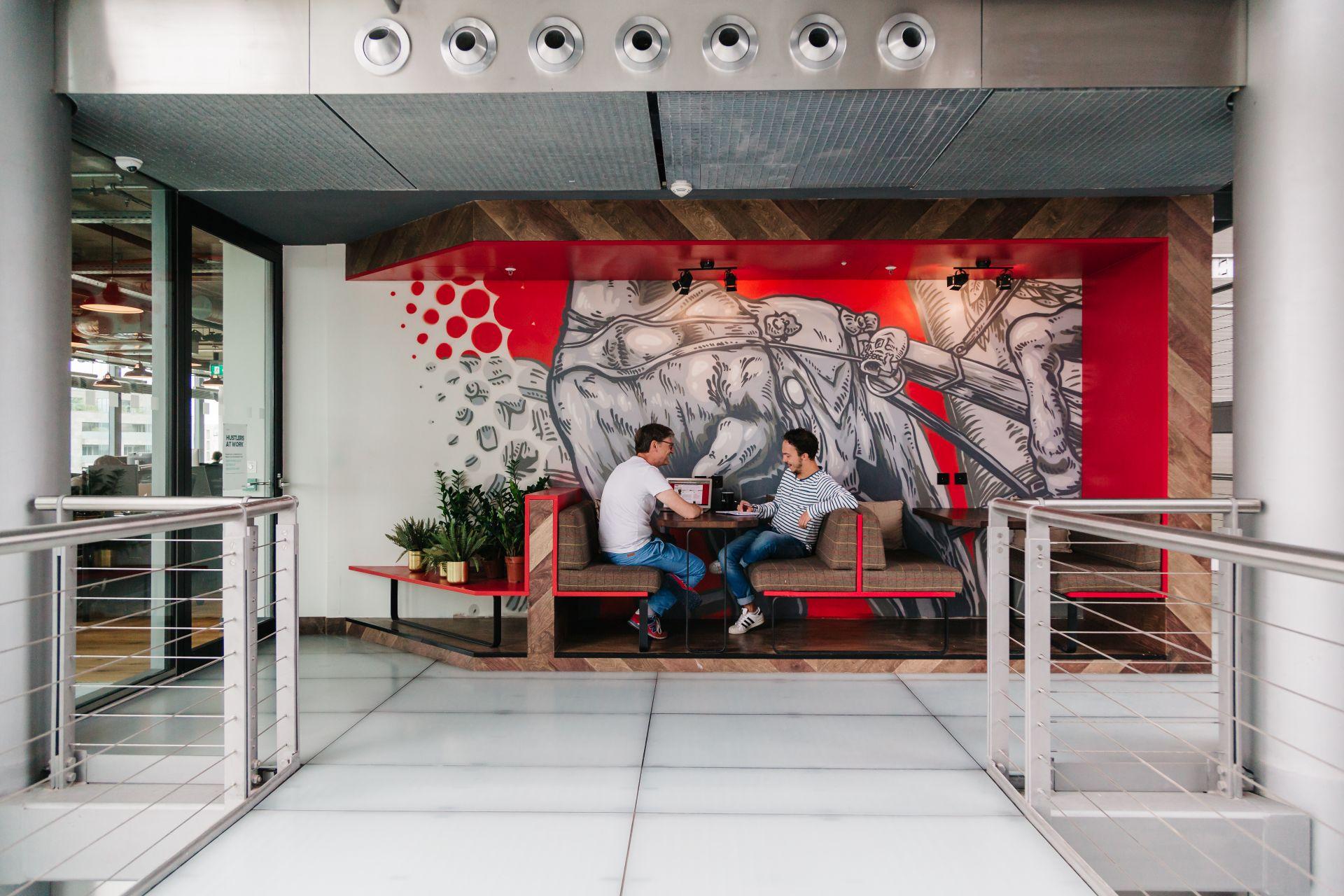 WeWork Sony Center, Berlin