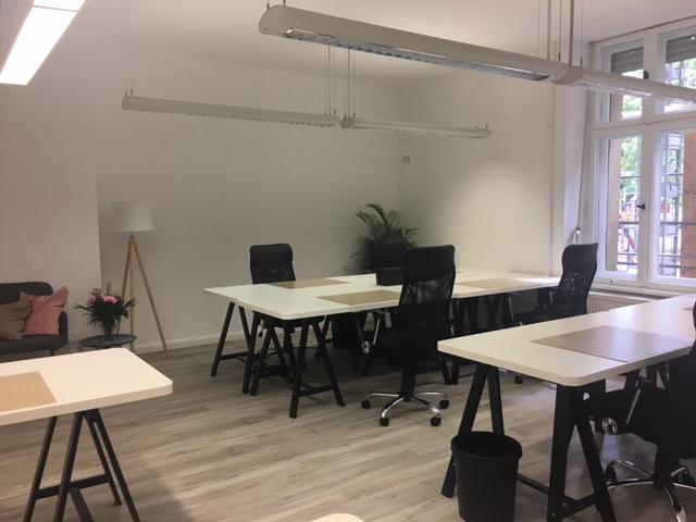 Wonder Coworking, Berlin