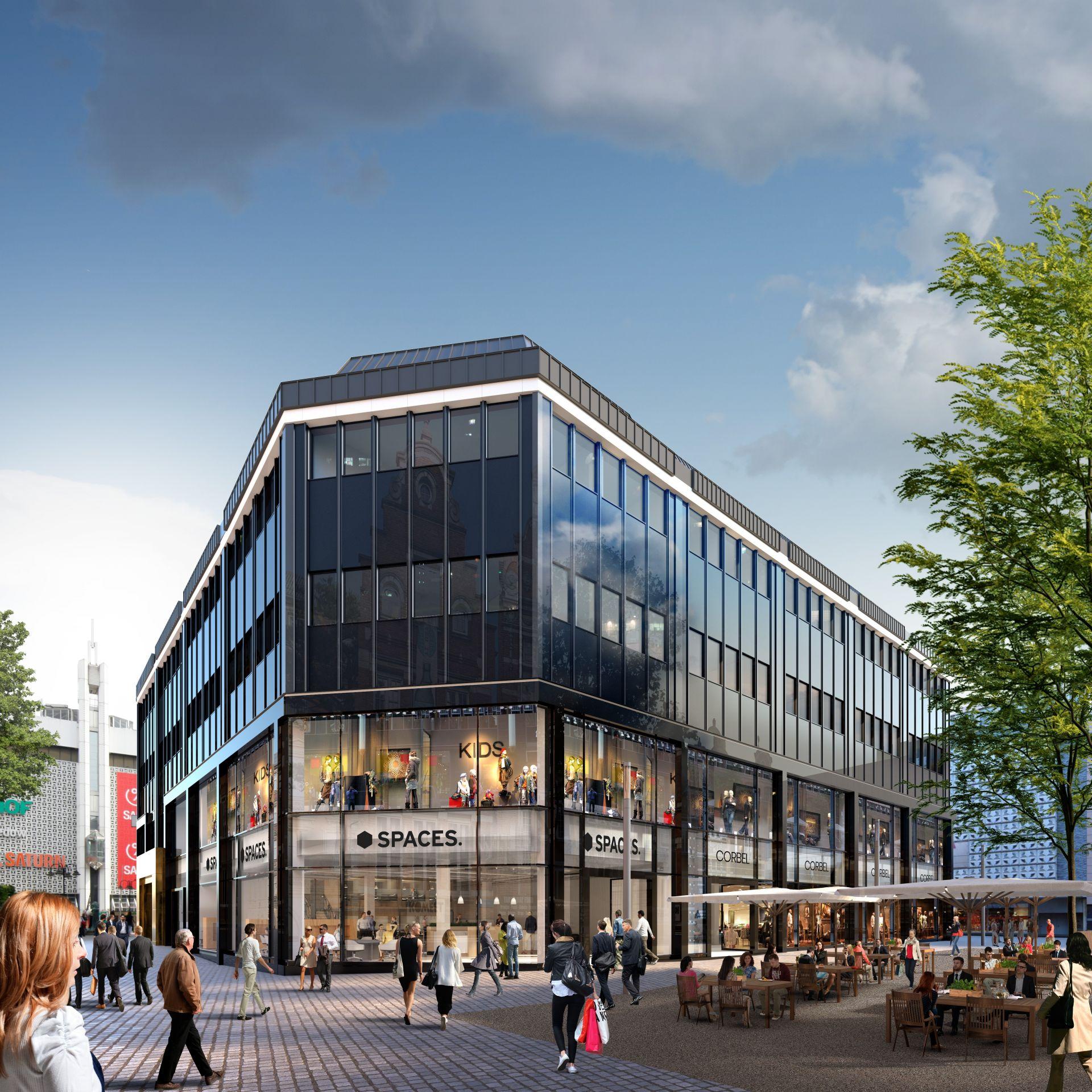 Spaces Bremen, Spaces Ansgarihaus, Bremen