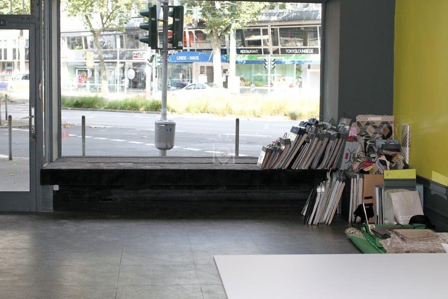 concept space, Dusseldorf