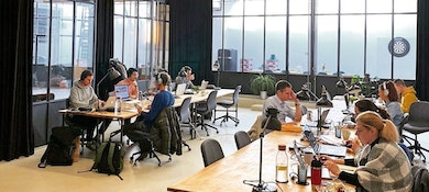 CoWoRking by CWR