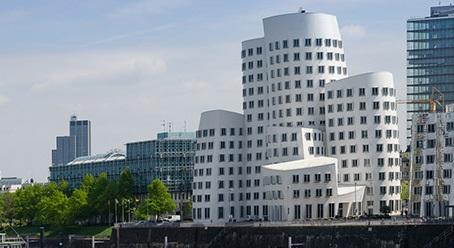 Regus Dusseldorf Neuer Zollhof, Dusseldorf