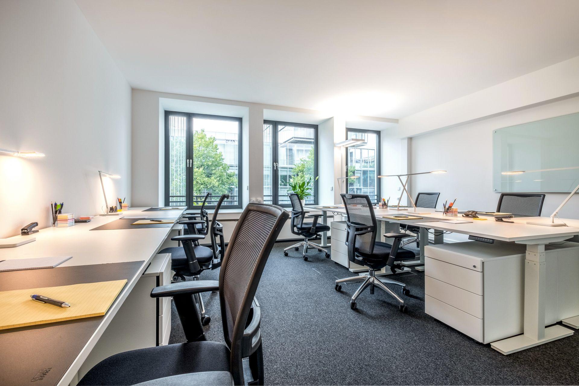WorkRepublic Dusseldorf Zentrum, Dusseldorf