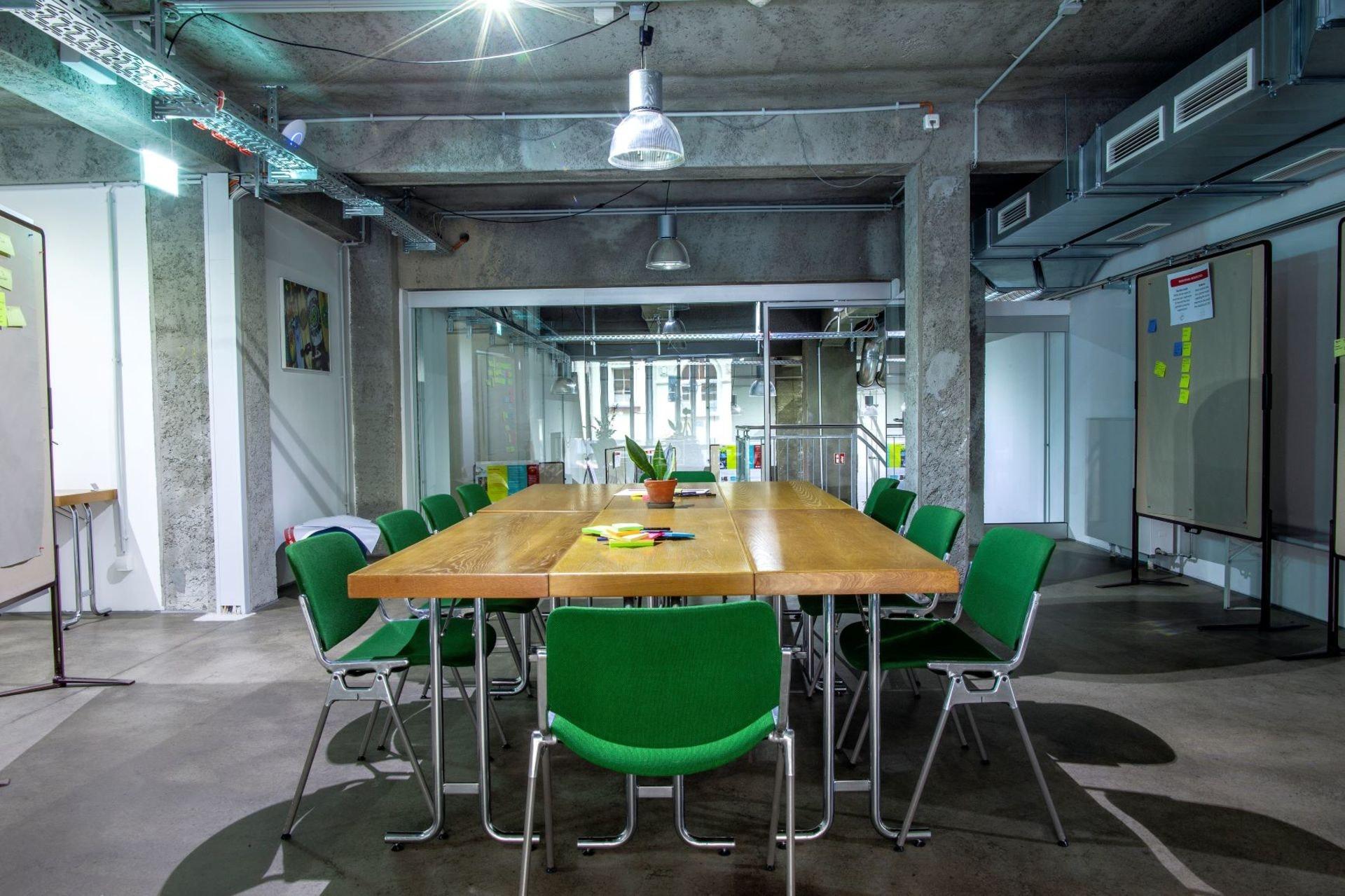 Impact Hub Ruhr Essen Book Online Coworker