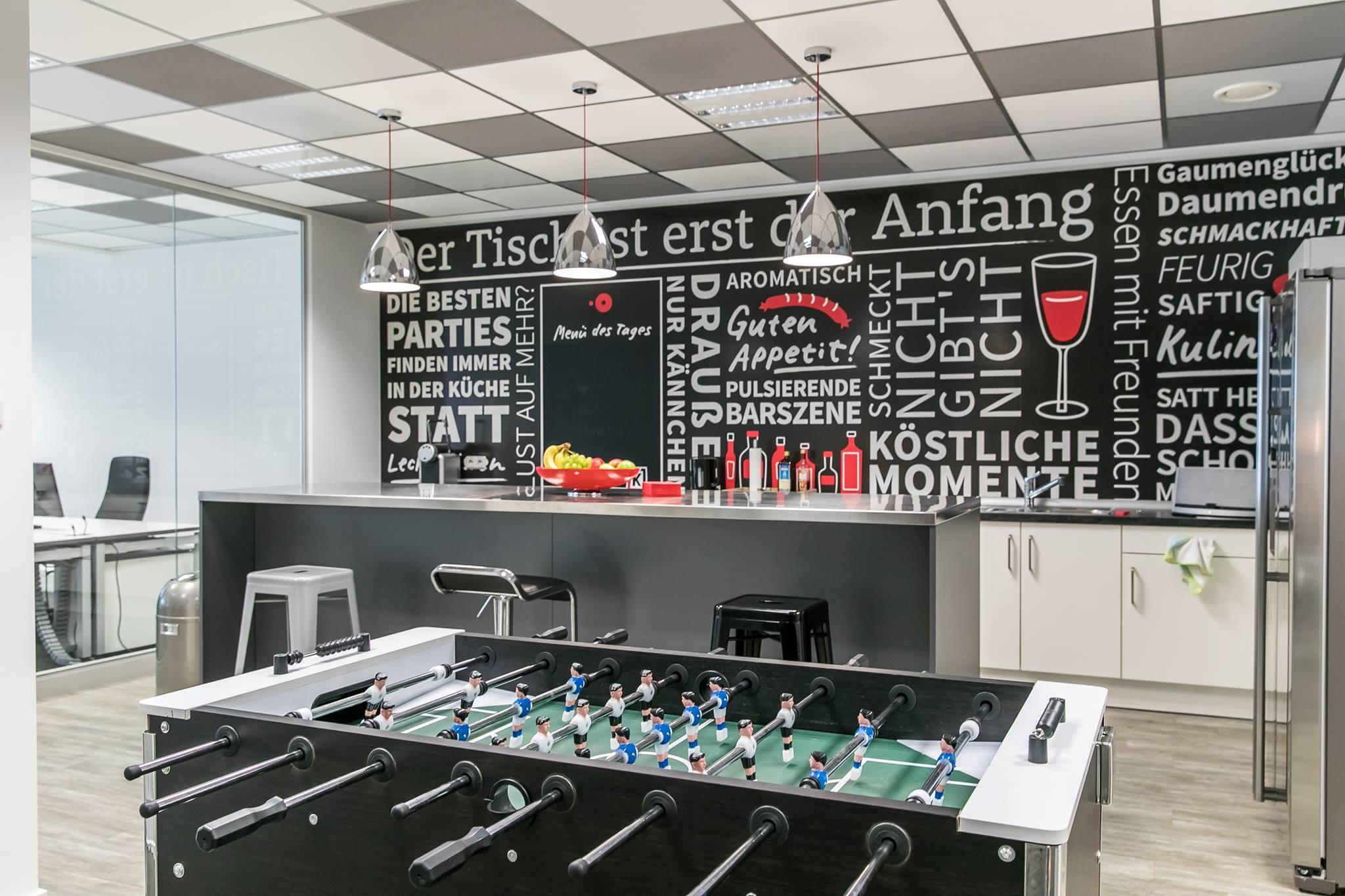 K-1 BusinessClub - Hauptwache, Frankfurt