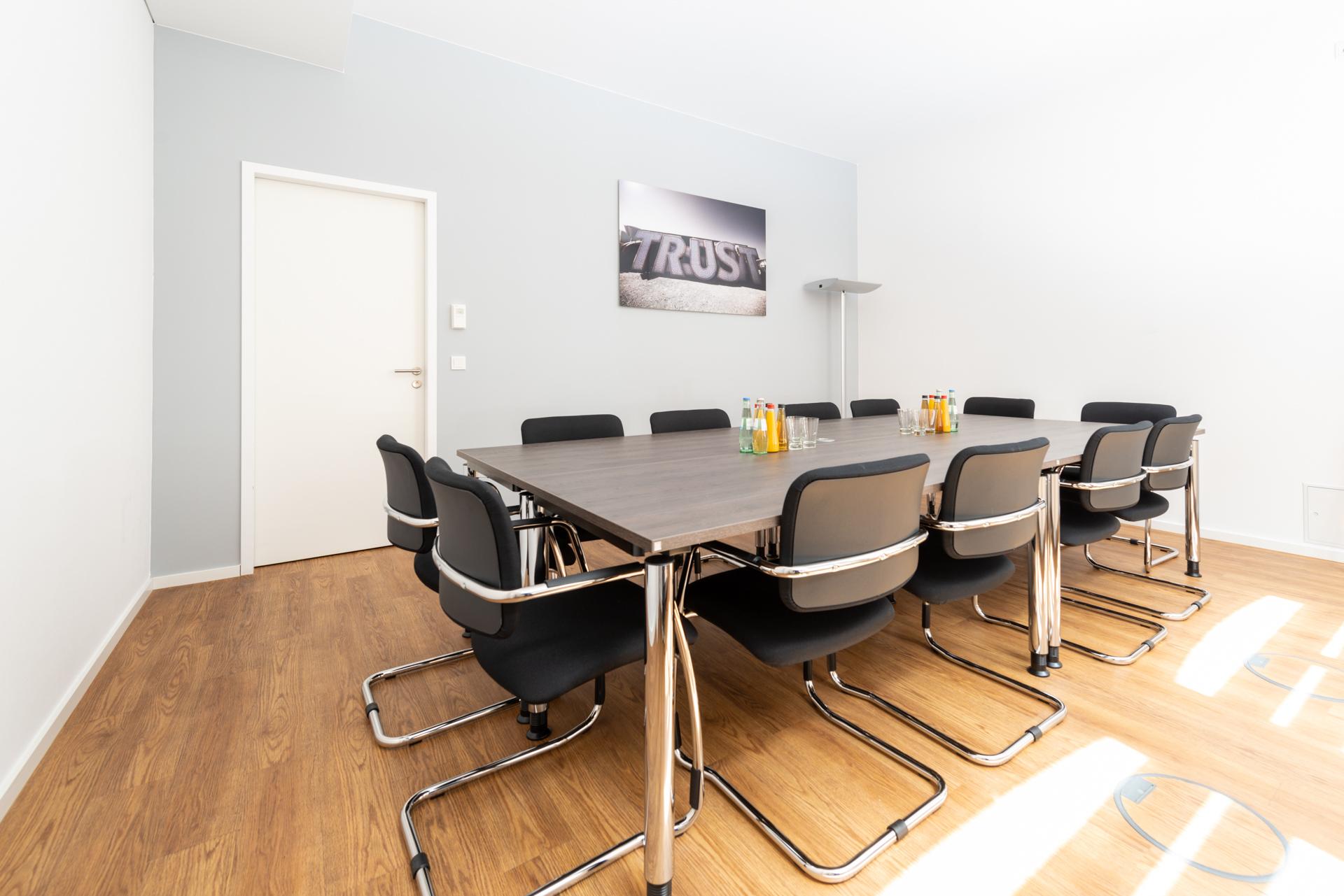 Office Lodges, Frankfurt