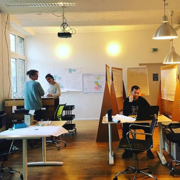 Social Impact Lab, Frankfurt