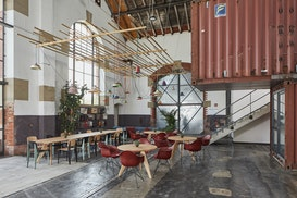 Kreativpark Lokhalle, Freiburg