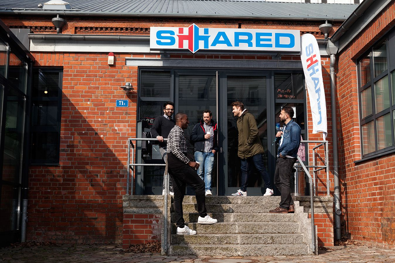 Shhared, Hamburg