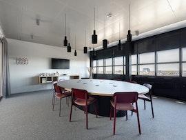 Spaces HAMBURG, Spaces Kallmorgen Tower, SPACES