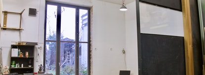 coworkingspace in Werkstattloft
