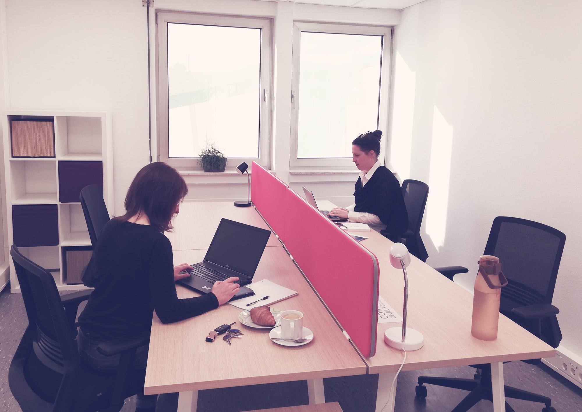 Coworking DEULUX, Langsur