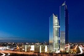 Design Offices München Highlight Towers, Munchen