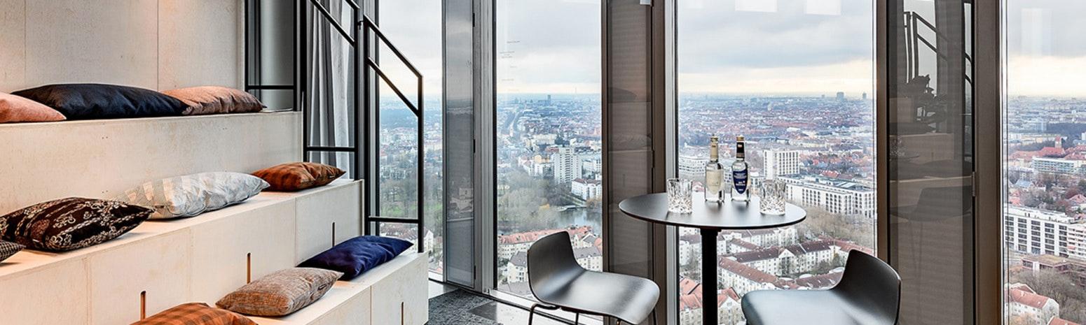 Design Offices München Highlight Towers Munich Book