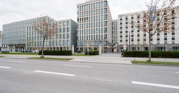 Regus - Munich, Moosacher Strasse profile image