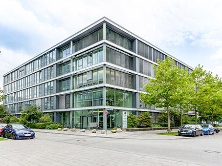 Regus Munich Parkstadt Schwabing, Munich