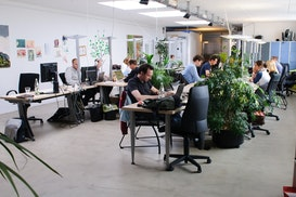 Coworking Nürnberg, Nuremberg