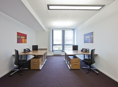 Regus Nuremberg City Center ZeltnerEck image 4