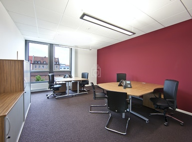 Regus Nuremberg City Center ZeltnerEck image 5