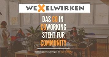 weXelwirken Coworking profile image