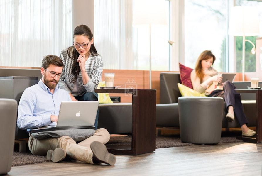 Coworking Café 101, Stuttgart
