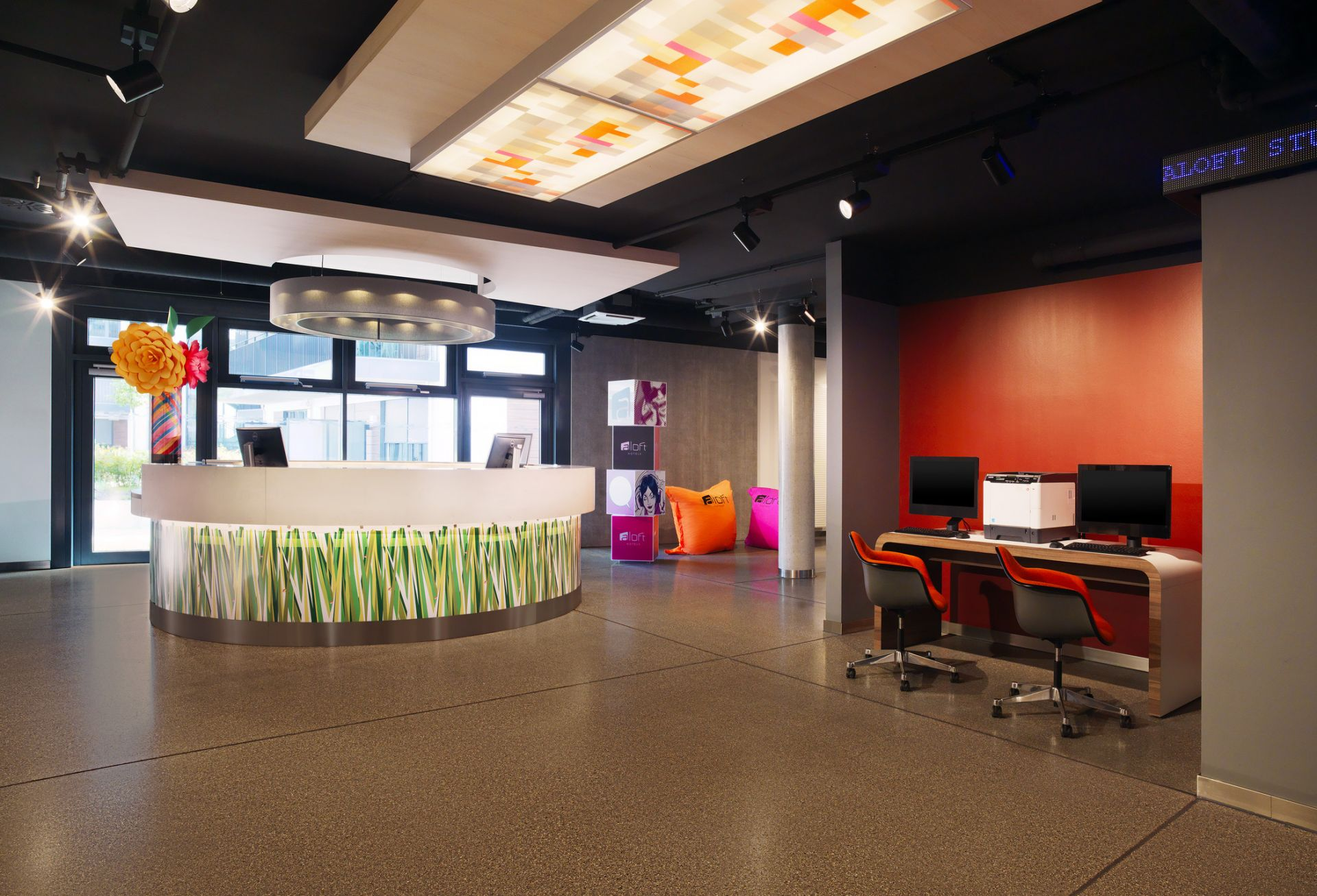 Design Hotel - Home Office Alternative, Stuttgart