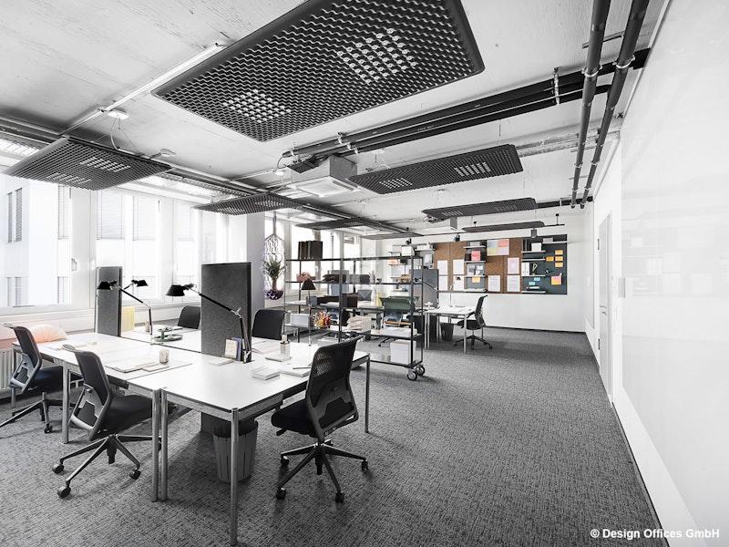 Design Offices Stuttgart Tower, Stuttgart