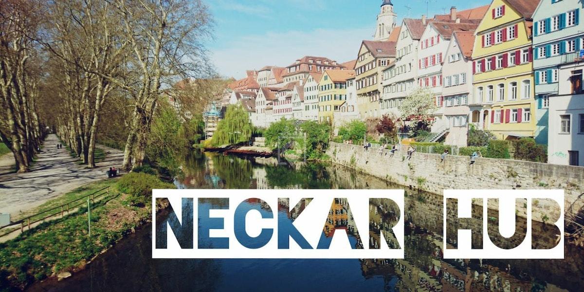 Neckar Hub, Tubingen
