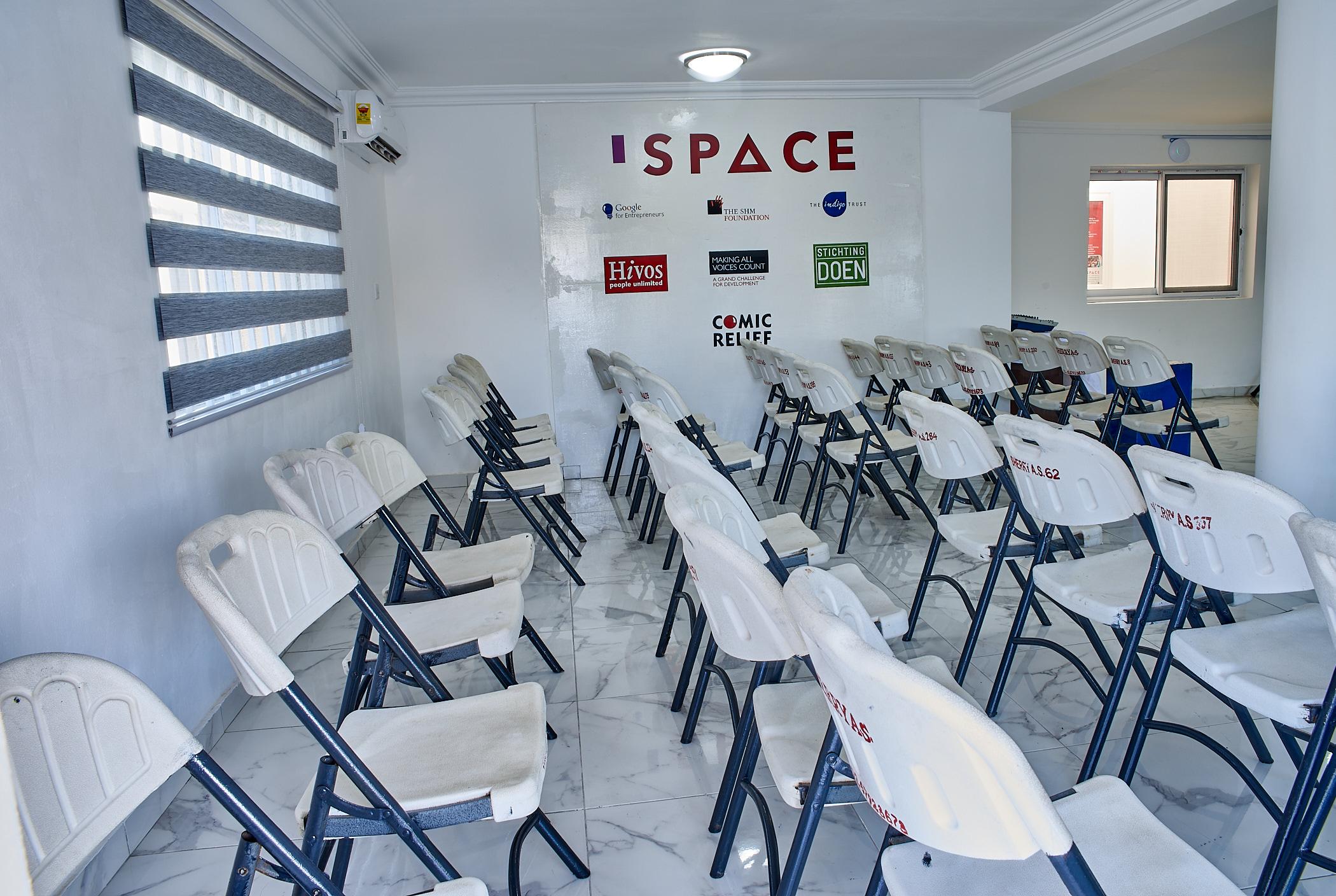 iSpace Foundaiton, Accra