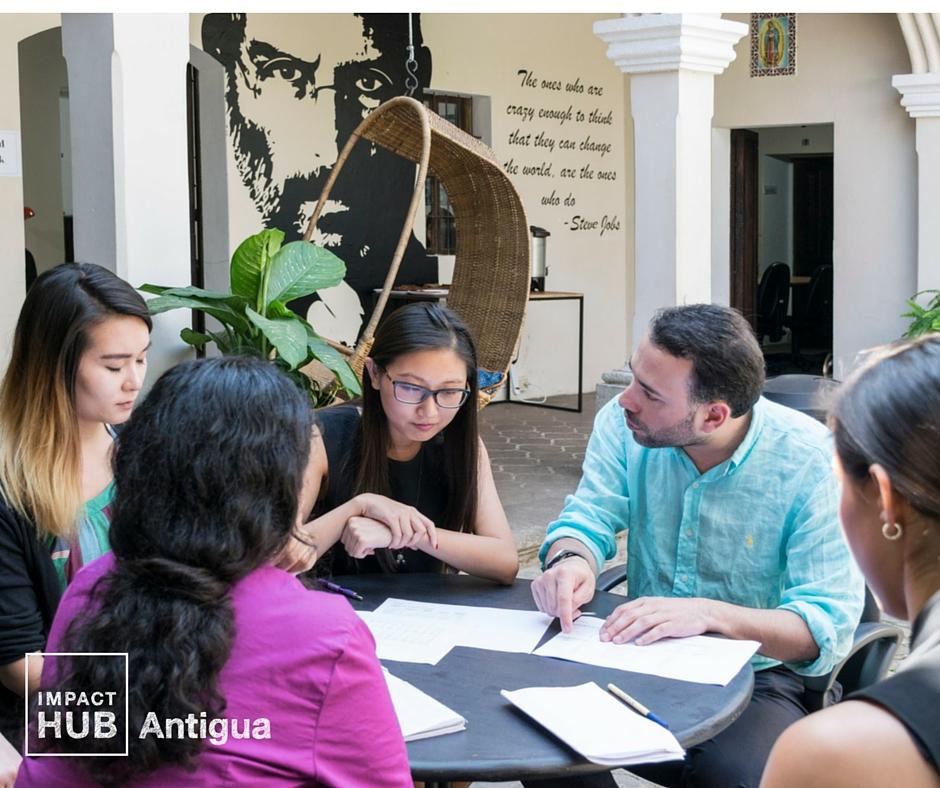 Impact Hub Antigua, Antigua Guatemala
