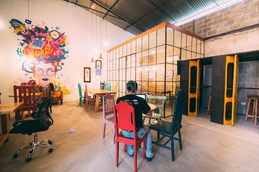 Selina Antigua Cowork, Antigua Guatemala